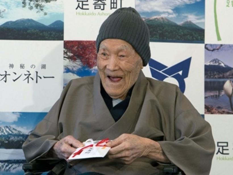 Старейший мужчина на планете скончался в Японии в возрасте 113 лет