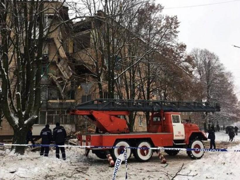 Взрыв в Фастове: Под завалами спасатели нашли тела двух погибших