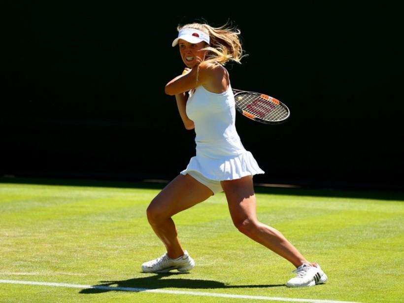 Свитолина пробилась в третий круг Australian Open