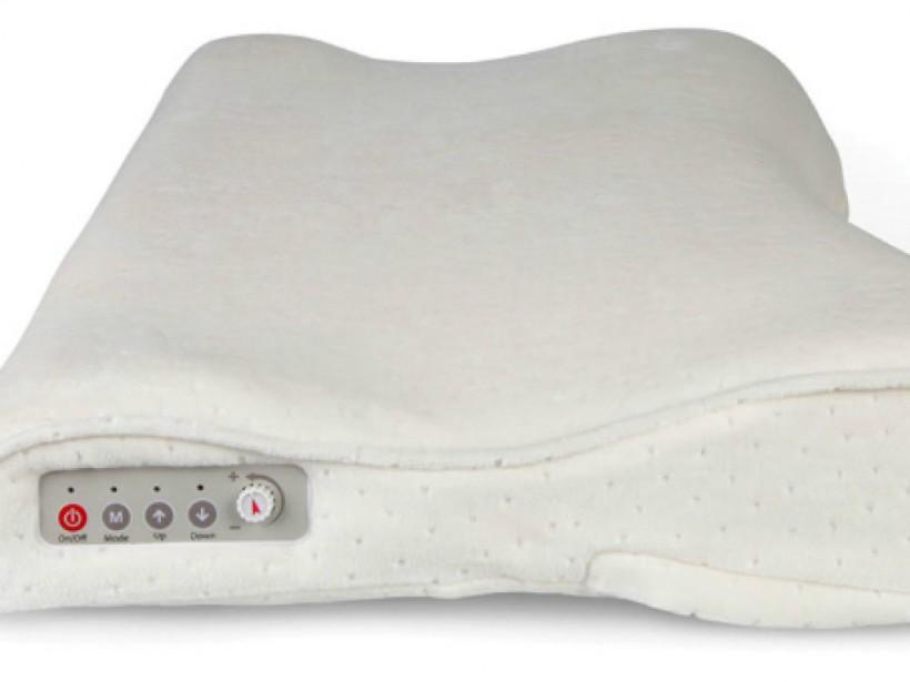 Разработана подушка для подавления храпа