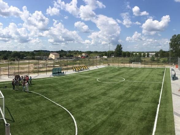 На Закарпатье построят новое футбольное мини-поле