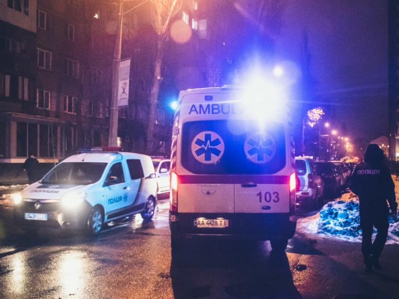 В Киеве пешеходном переходе кавказец убил одним ударом водителя иномарки (ФОТО)