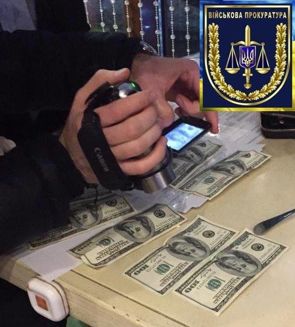 Адвоката депутата Киевского облсовета поймали на взятке офицеру полиции (ФОТО)