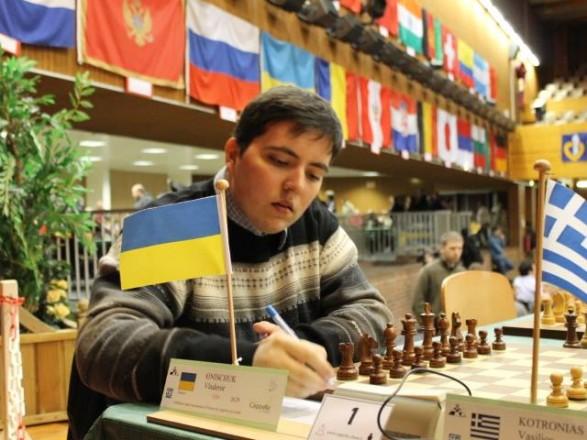 Украинский шахматист победил на соревнованиях в Таллинне