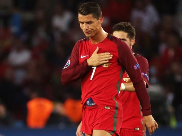 Нападающий Роналду анонсировал возвращение в сборную Португалии