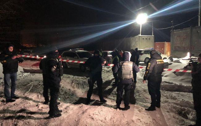 "В Киеве напали на журналистов, введен план ""перехват"""
