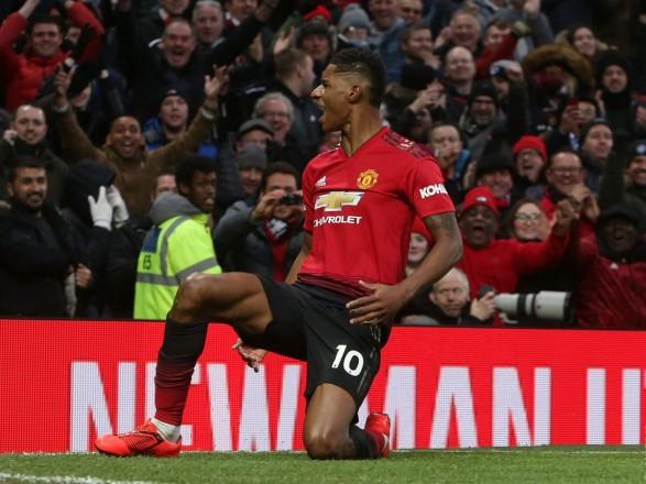 Манчестер Юнайтед продолжил победную серию в АПЛ
