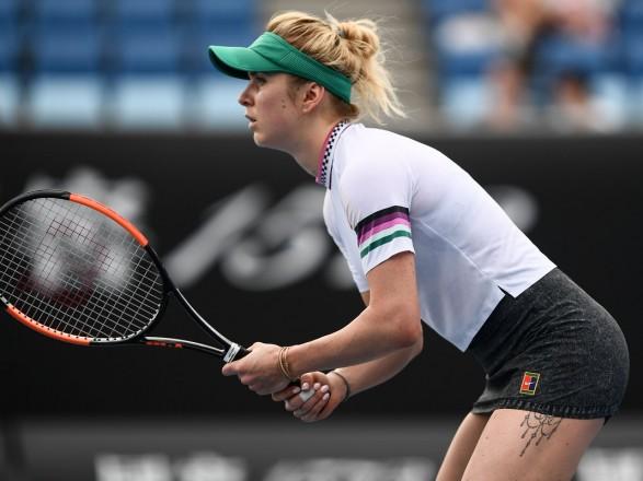 Свитолина с победы начала выступления на Australian Open