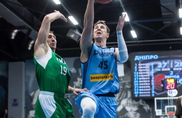 """БК """"Химик"""" выиграл в матче лидеров украинской Суперлиги"""