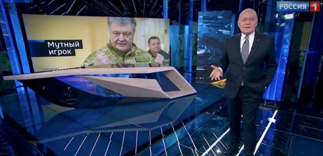 Украина остается топ-объектом информвойны России — исследование