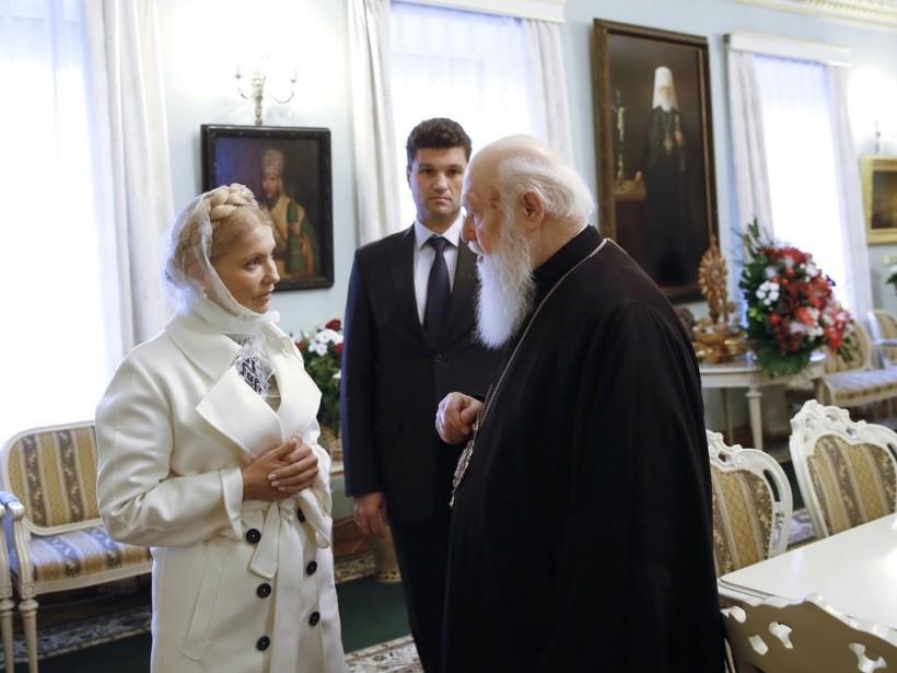 Филарет делает электоральную ставку на Тимошенко – политолог