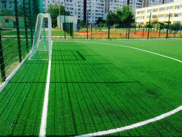 Футболисты Полтавской области будут играть на обновленном мини-поле