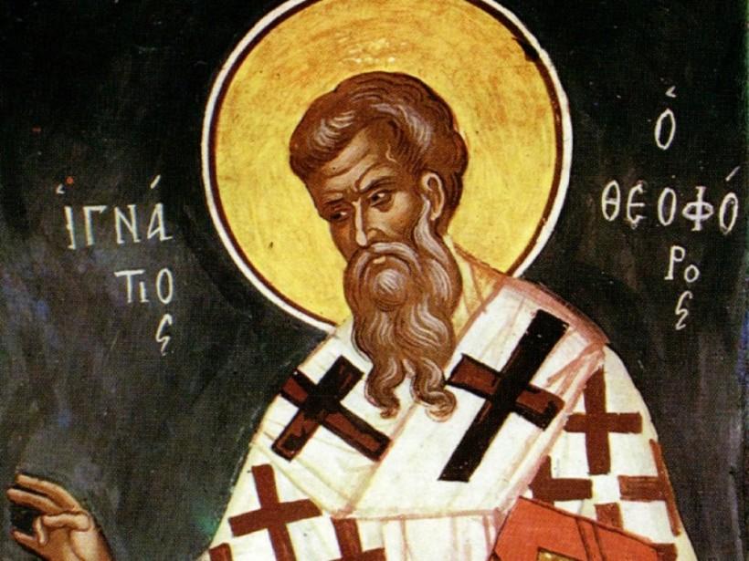 2 января - день памяти преподобного Игнатия Богоносца