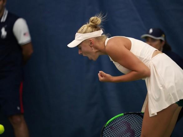 Теннисистка из Украины выступит в полуфинале турнира в Гонконге